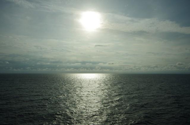 Die Nordsee.