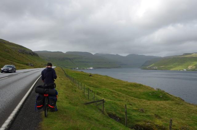 Unterwegs auf den Färöern