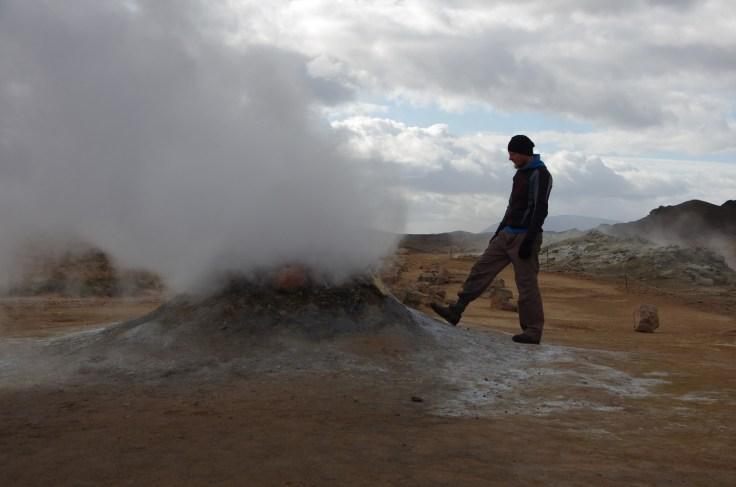 Vulkan(Miniatur), Sascha(Standardausführung)