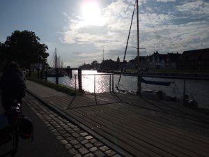 Glückstadt Hafen
