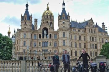 """Reisegruppe """"Schwerin"""" bereit zur Abfahrt. Bild von Philipp"""