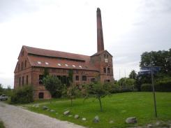 Altes Gebäude in Ribbeck