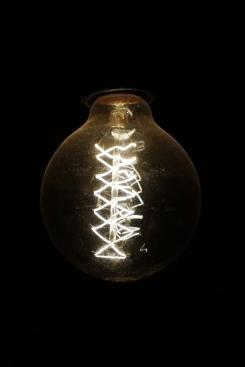 Edison-Leuchte