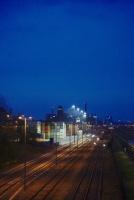 Westhafen.