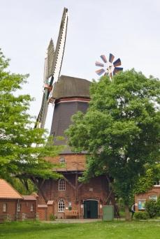 Seefelder Mühle im Profil